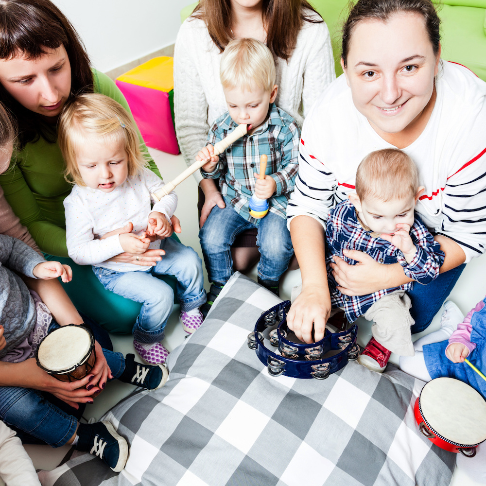 Baby Rhymetime @ Dulwich Hill Library