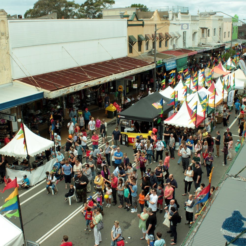 Dulwich Hill Village Fair 2019