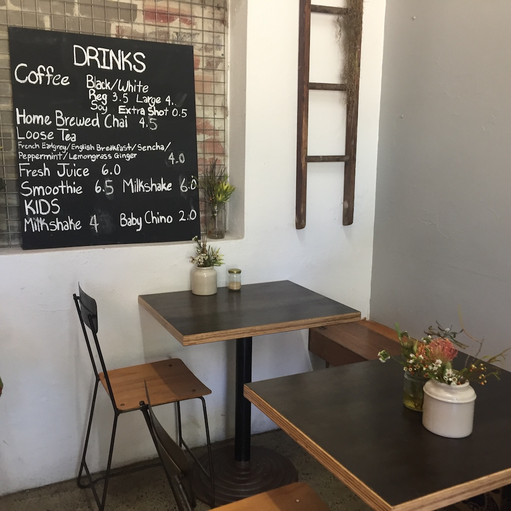 Bespoke and Grind, Marrickville