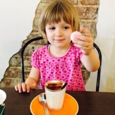 Little Cup and Saucer 6