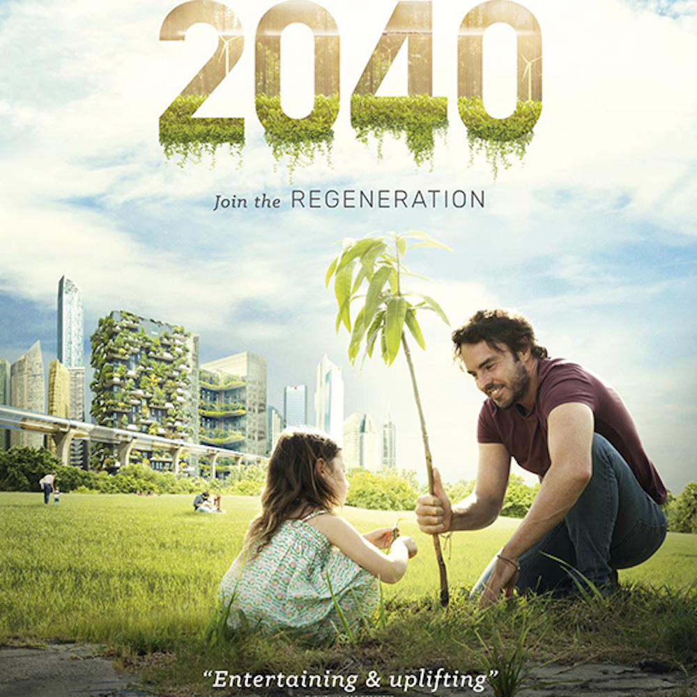 Family Film Screening 2040 - Ashfield Library