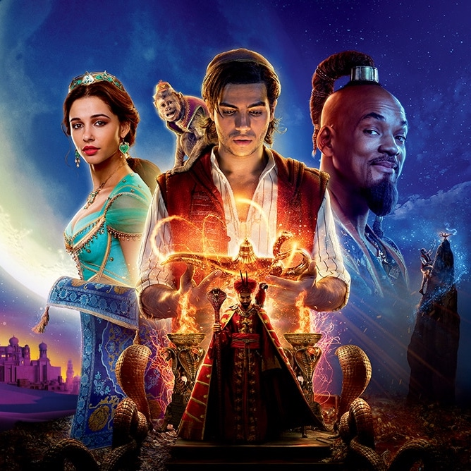 Movies in the Park @ Strathfield Park: Aladdin (2019)