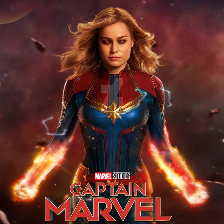 Movies in the Park @ Strathfield Park: Captain Marvel