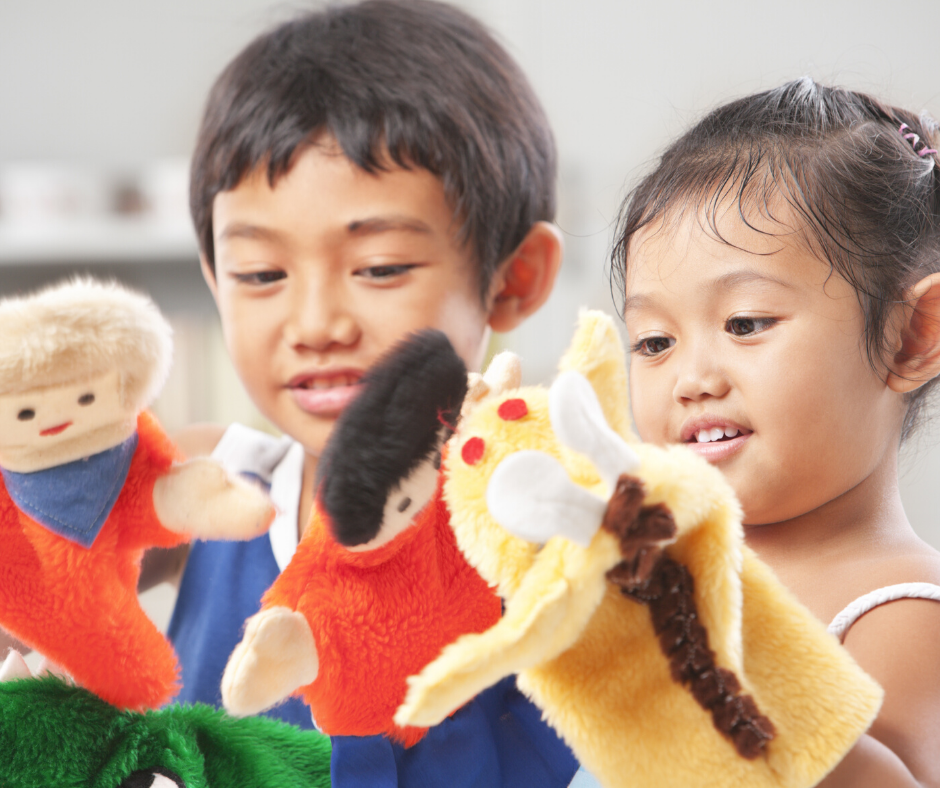 Meet the Monsters Puppetry Workshop