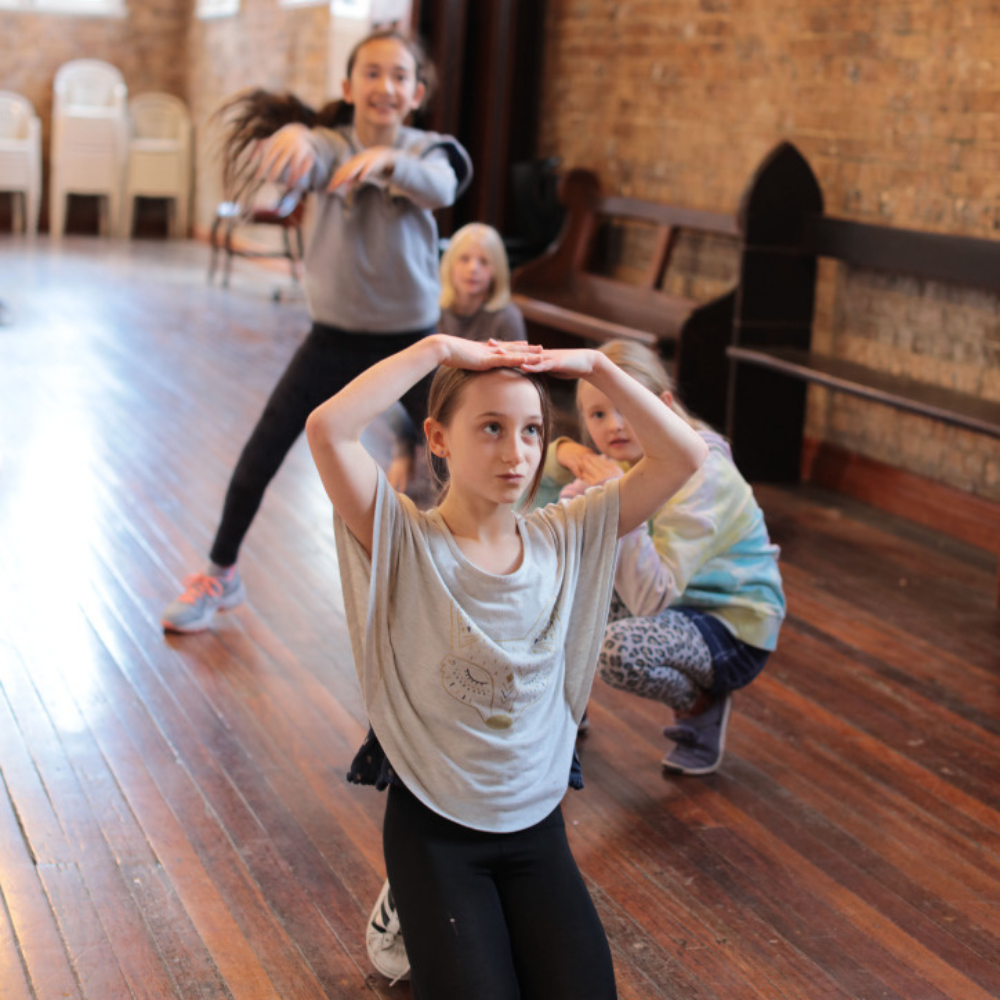 Create Your Own Buddy Comedy Year 7-9 Drama Workshop @ ATYP