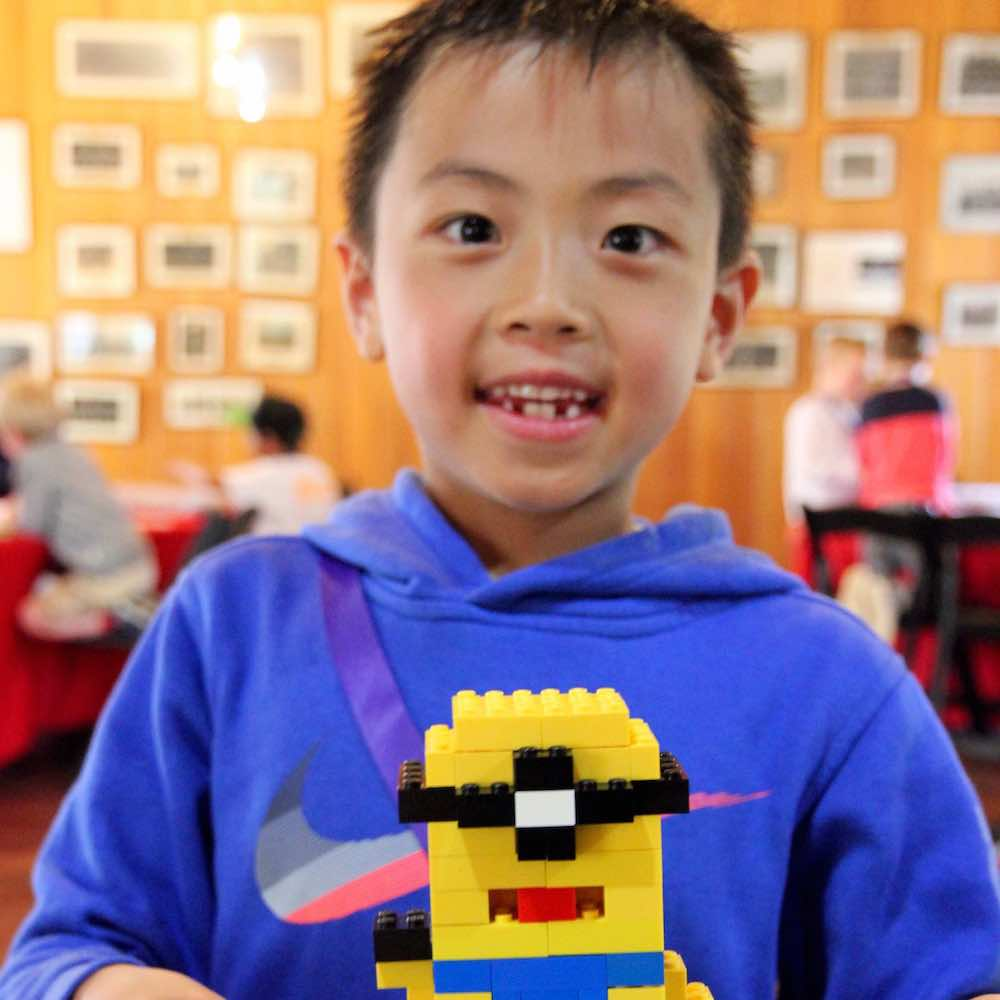 Bricks 4 Kids - Minion Madness Lego Workshop