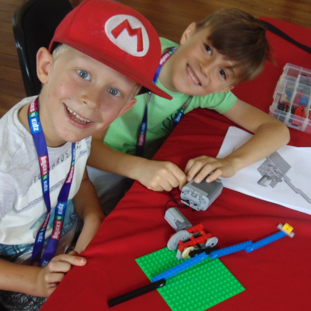 Bricks 4 Kids - Galaxy Far Away Lego Workshop