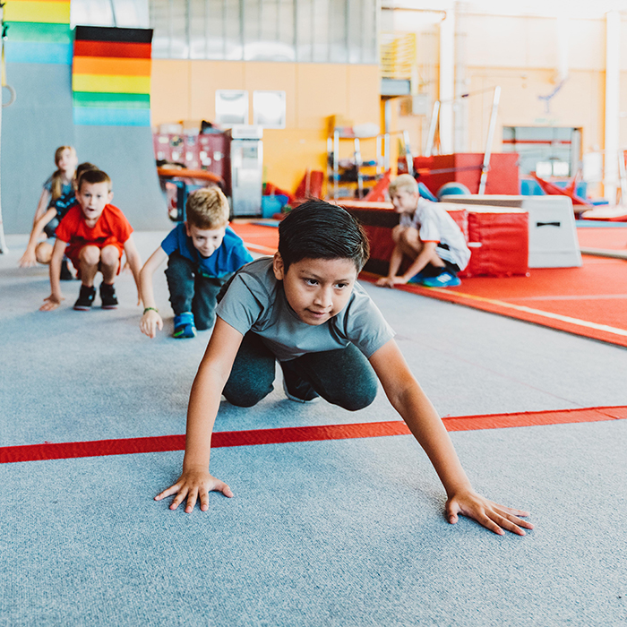 BKs Gymnastics Marrickville: Ninja Day