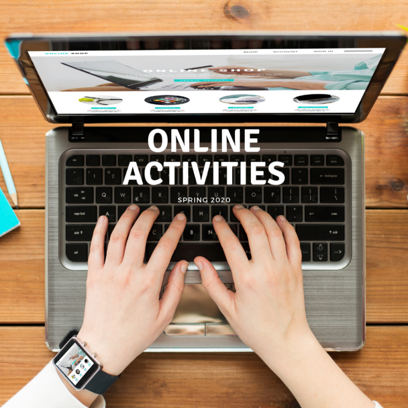 Online Activity graphic 1000x1000