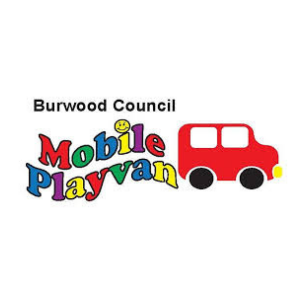 Burwood's Mobile Playvan @ Burwood Park